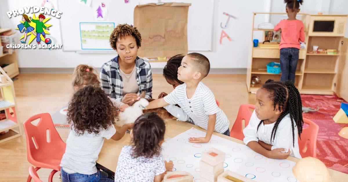 Bad Preschool Habits