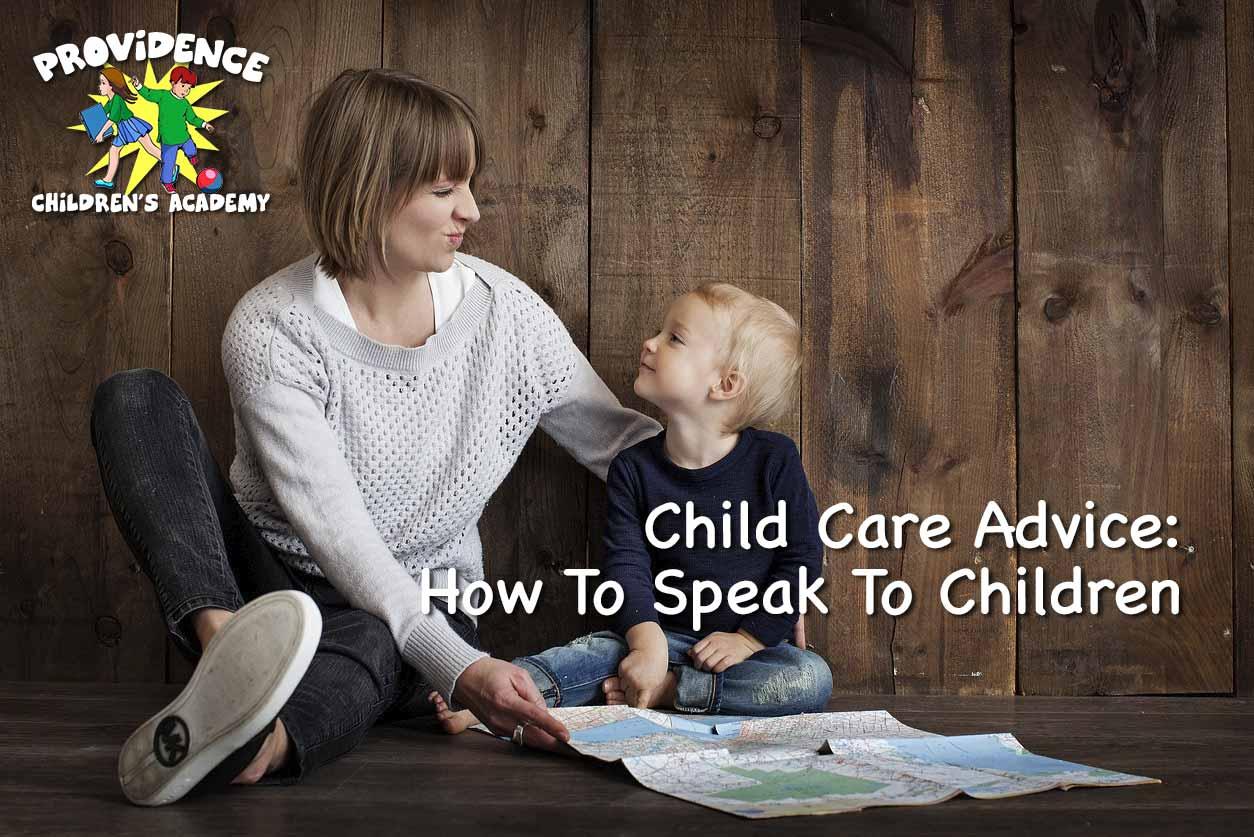 Child Care Advice