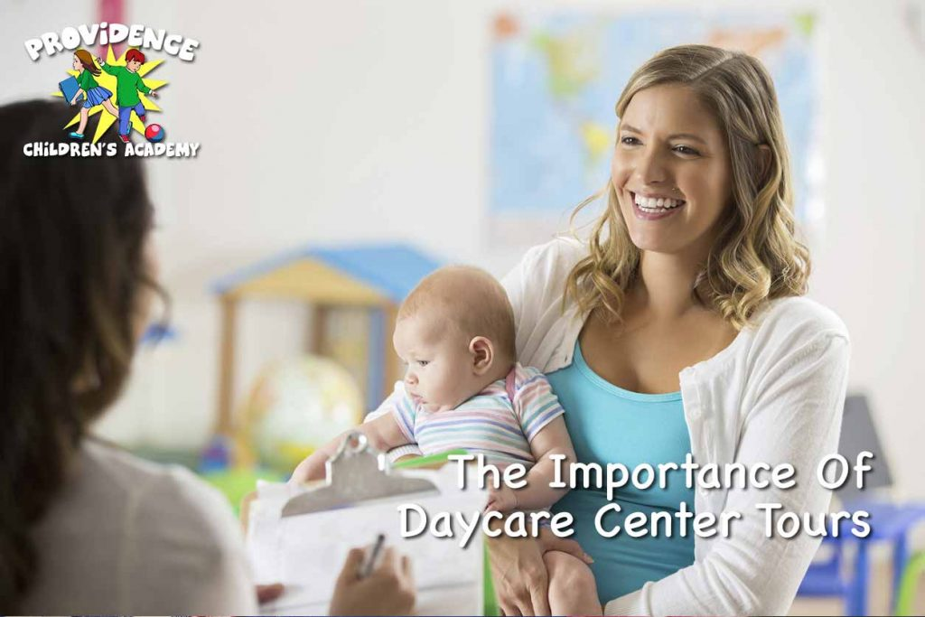 The Importance Of Daycare Center Tours