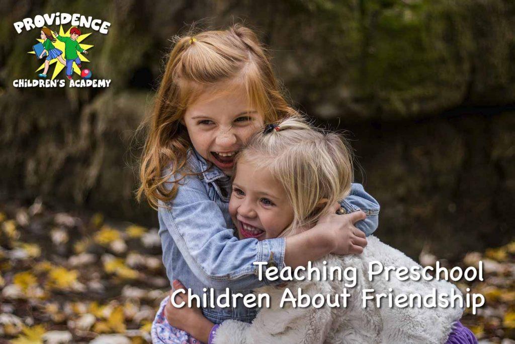 Teaching Preschool Children