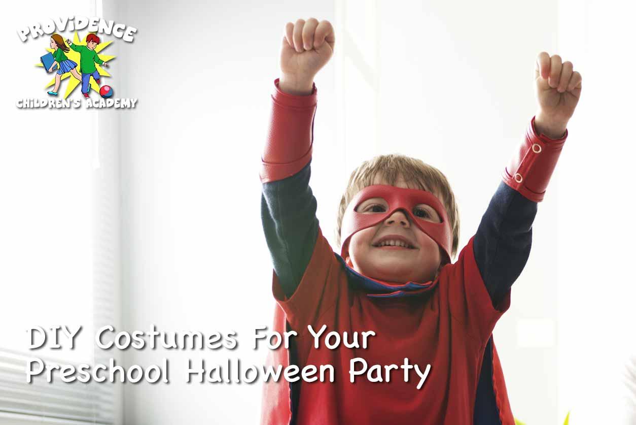 Preschool Halloween