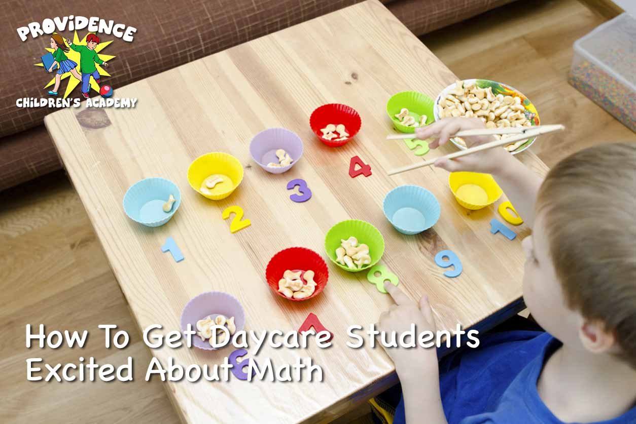 Daycare Students