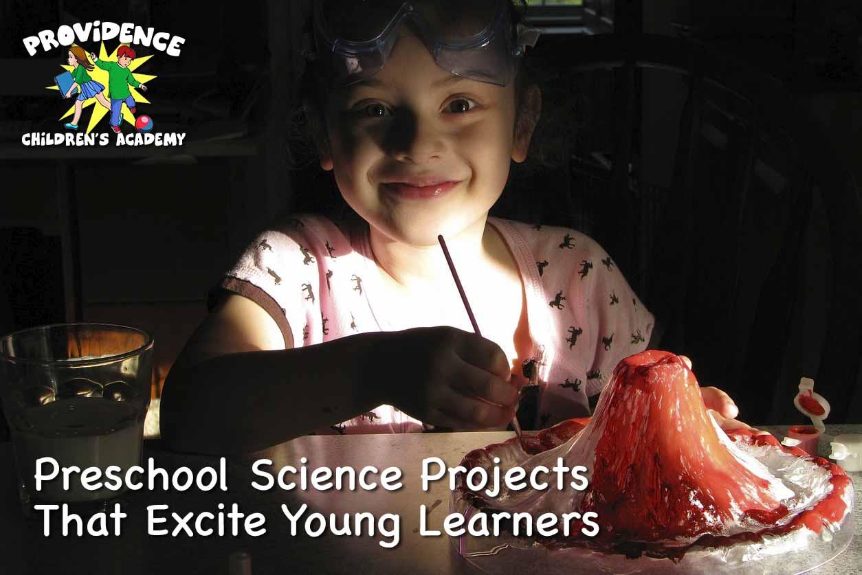 Preschool Science Projects