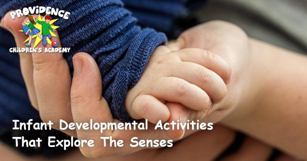 infant developmental activity