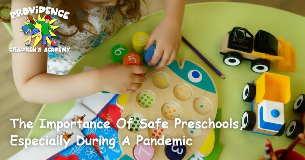 Safe Preschools