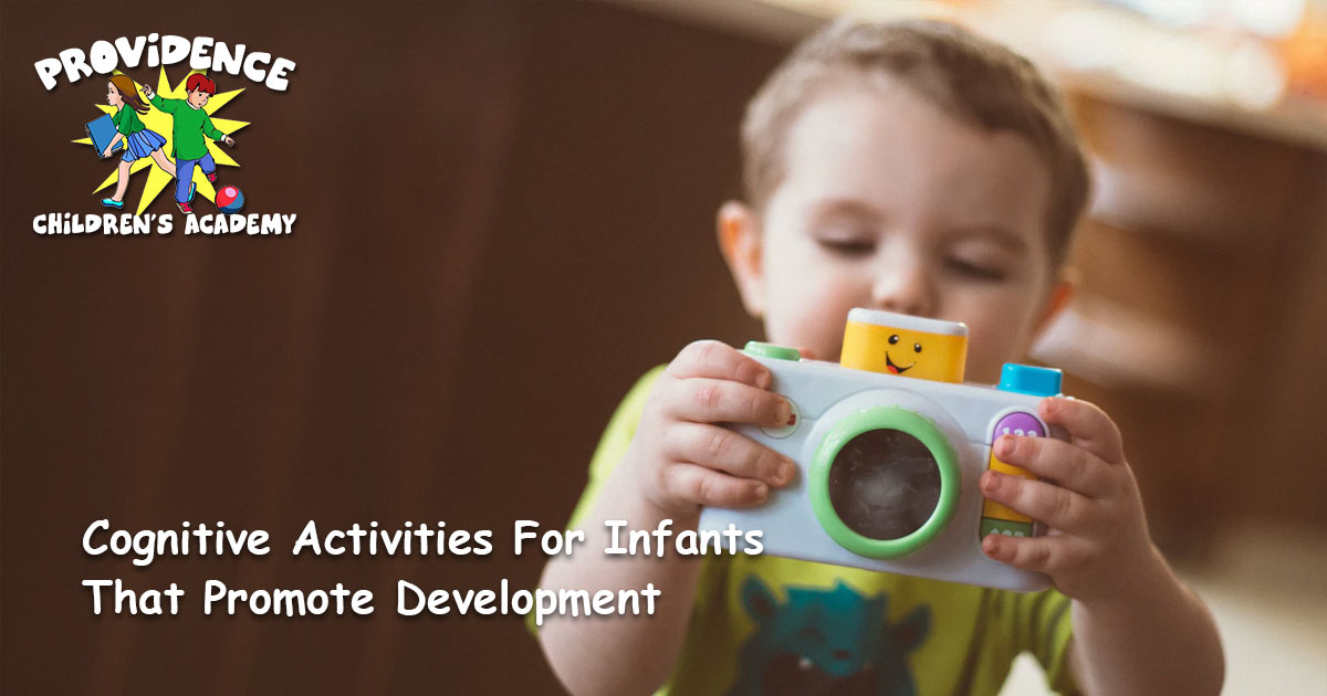 cognitive activities for infants
