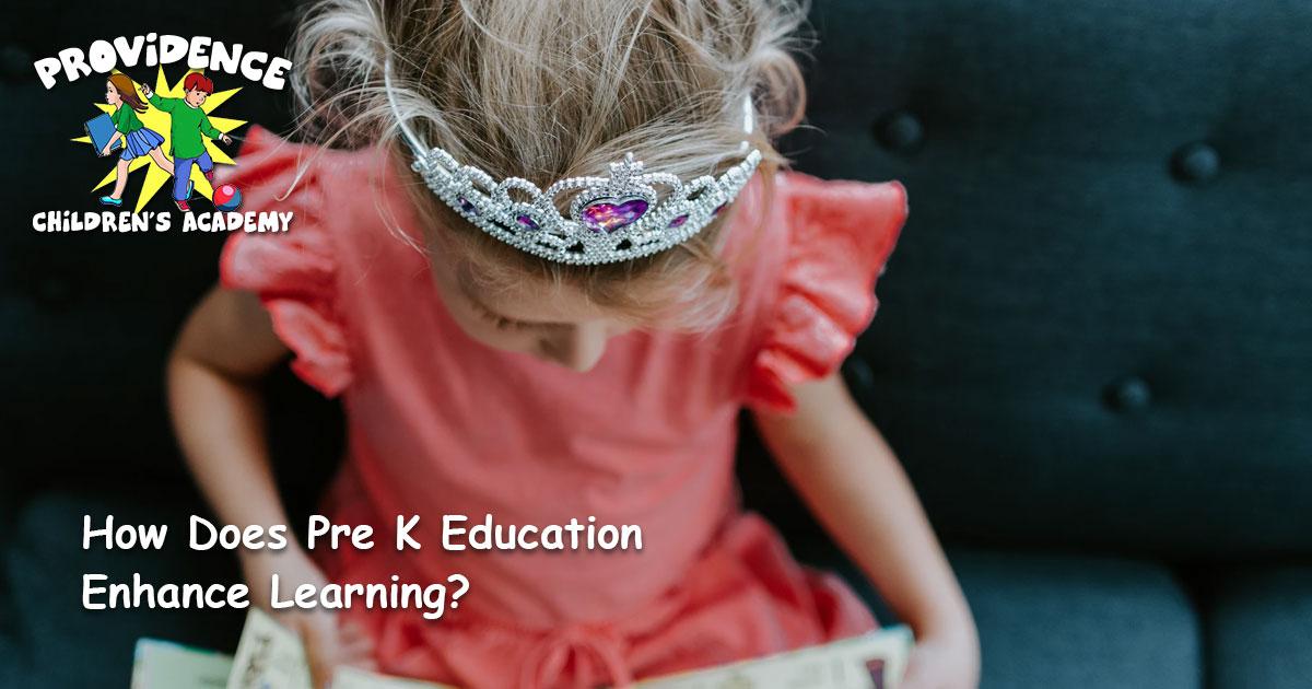 pre k education
