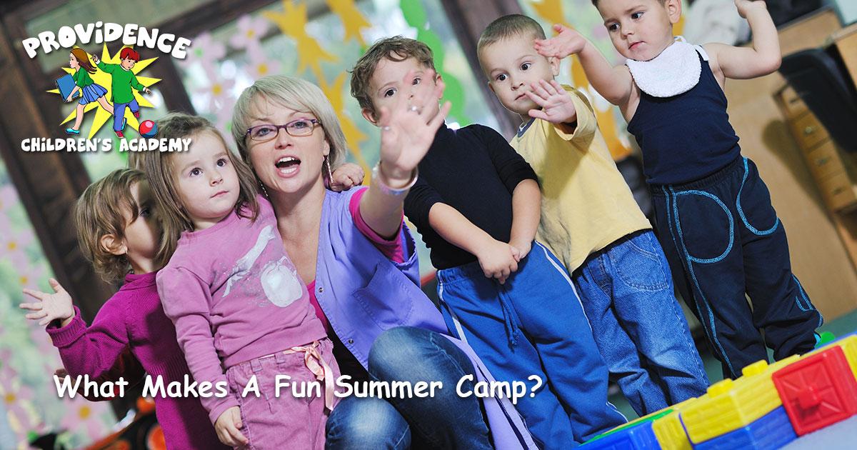 Fun Summer Camp