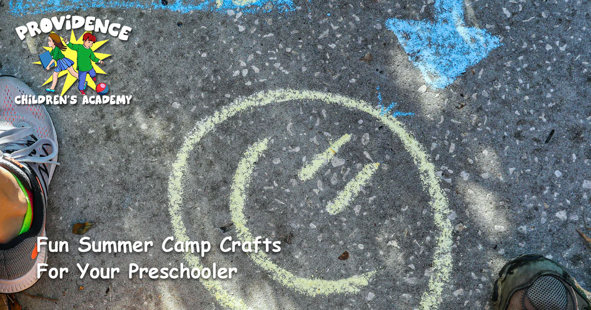 summer camp crafts