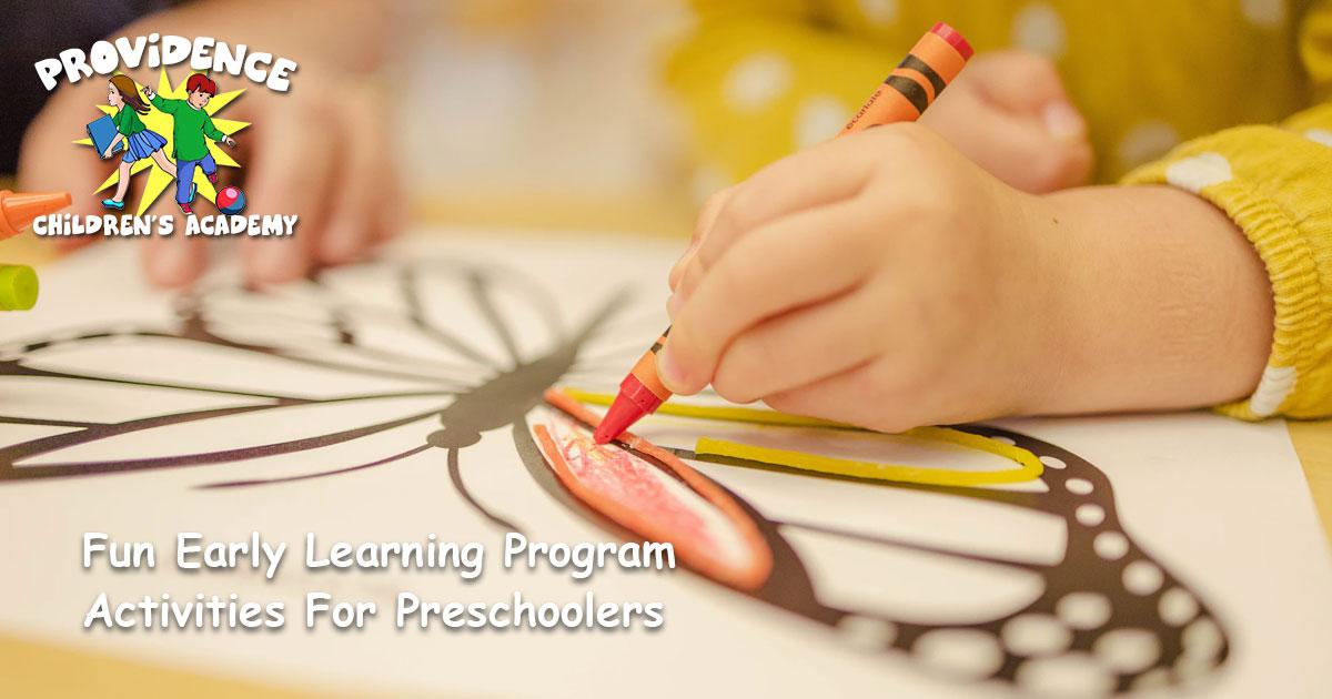 early learning program